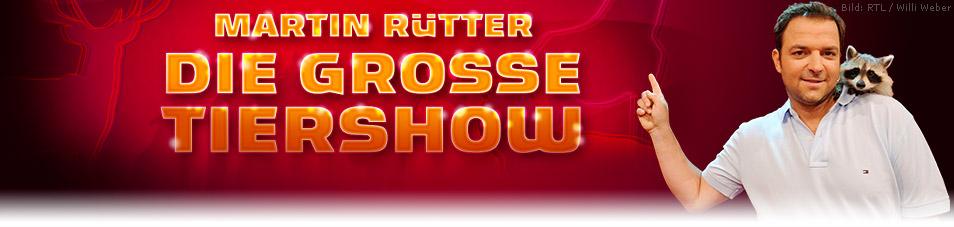 Martin Rütter – Die große Tiershow