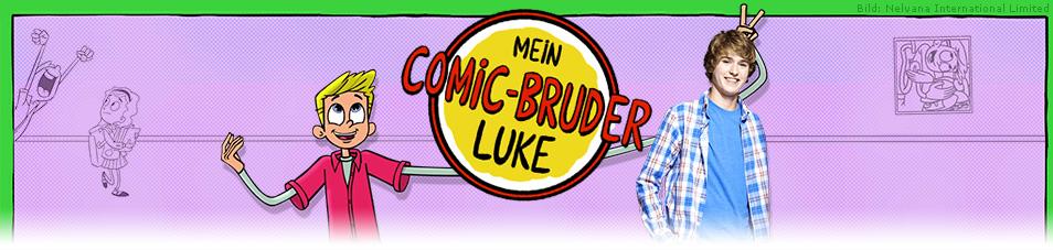 Mein Comic-Bruder Luke