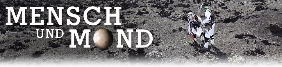 Mensch und Mond