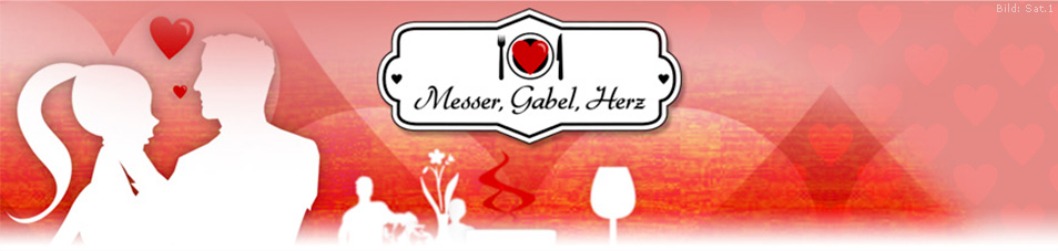 Messer, Gabel, Herz