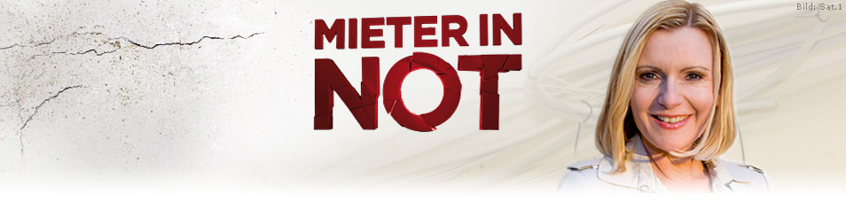 Mieter in Not