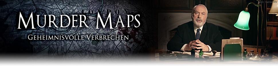 Murder Maps – Geheimnisvolle Verbrechen