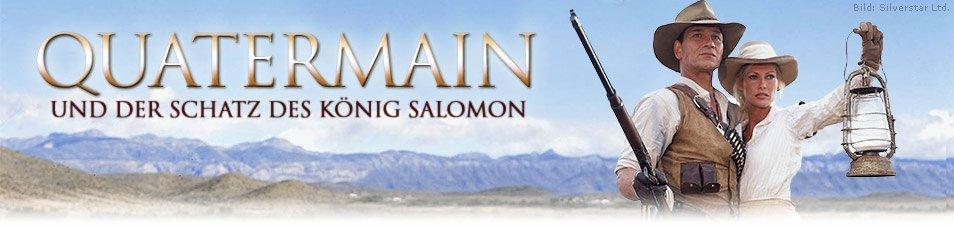 Quatermain und der Schatz des König Salomon