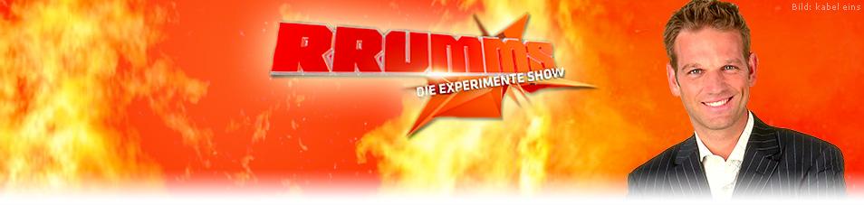 Rrumms – Die Experimente-Show