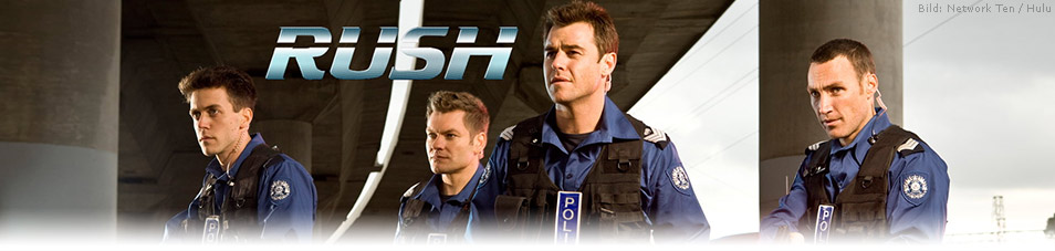 Rush Australische Serie
