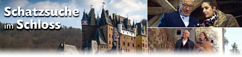 Schatzsuche im Schloss