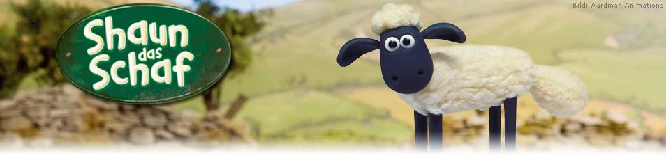 Shaun Das Schaf Fernsehseriende