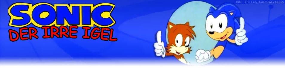 Sonic der irre Igel