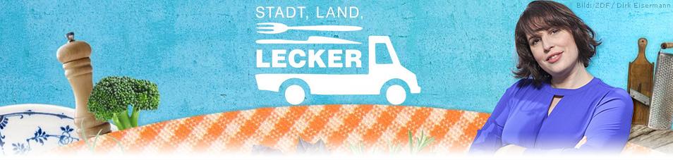 Stadt, Land, Lecker