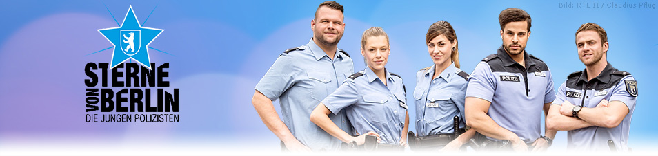 Sterne von Berlin – Die jungen Polizisten