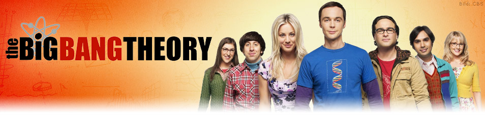 The Big Bang Theory Tbbt Fernsehseriende