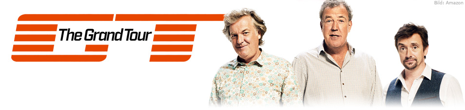 The Grand Tour Staffel 1 Episodenguide Fernsehseriende