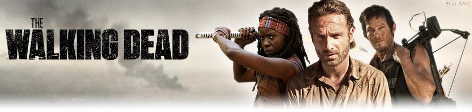 The Walking Dead Staffel 6 Episodenguide Fernsehseriende