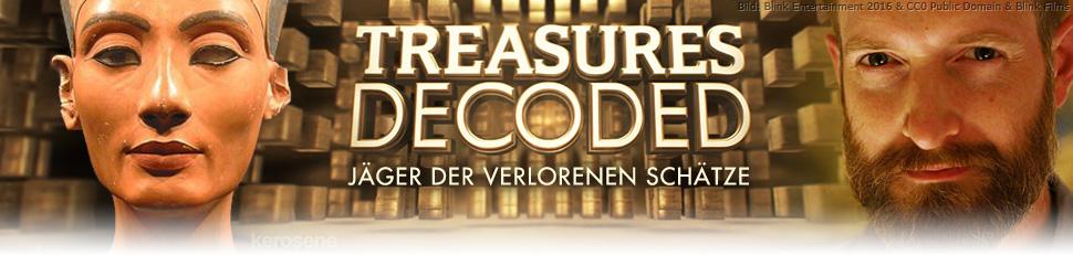 Treasures Decoded – Jäger der verlorenen Schätze