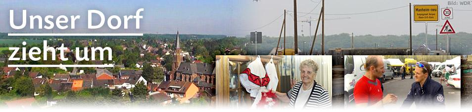 Unser Dorf zieht um