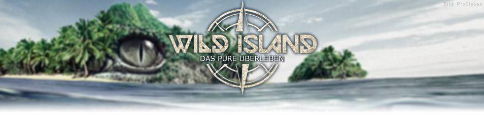 Wild Island – Das pure Überleben