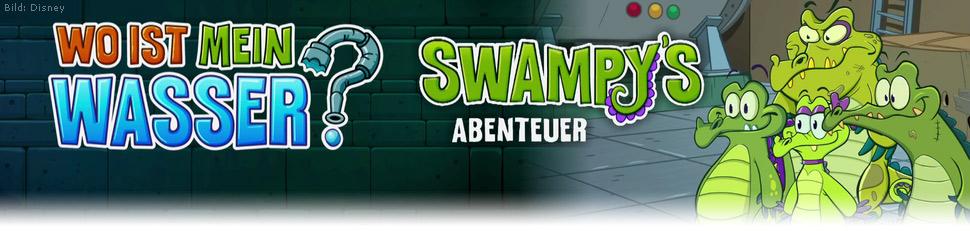 Wo ist mein Wasser? – Swampy's Abenteuer