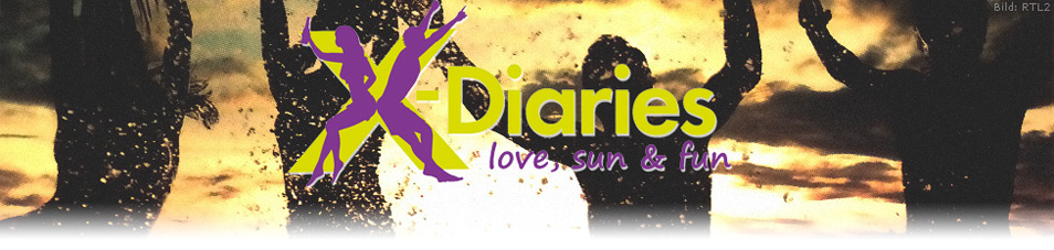 X-Diaries – love, sun & fun