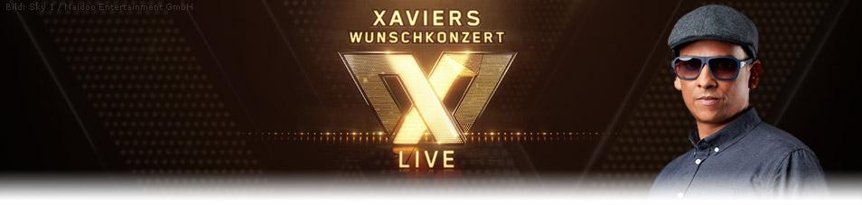 Xaviers Wunschkonzert Live