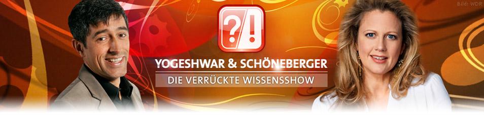 Yogeshwar & Schöneberger