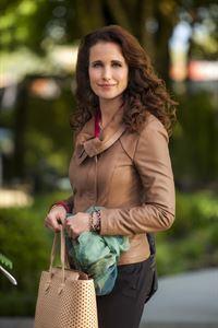 Die selbstbewusste Richterin Olivia (Andie MacDowell) muss in einem Rosenkrieg schlichten, während der Stadtrat damit droht, die Bücherei zu schließen ... – © 2013 Crown Media United States LLC