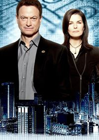 Staffel 9: Det. Mac Taylor (Gary Sinise), Jo Danville (Sela Ward) – © VOX