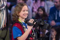 Kamerakind Clara aus Sandhausen – © ZDF und Ralf Wilschewski