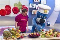 Für eine gute Figur tun sie fast alles - Obsttag bei Elton und Piet Flosse – © ZDF und ZDF/Ralf Wilschewski