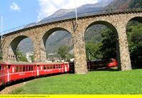 Eisenbahn-Romantik in der Schweiz – © SWR Fernsehen