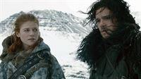 Jon Schnee (Kit Harington) ist mit Ygritte( Rose Leslie) unterwegs – Bild: RTL II
