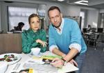 Alexander und Verena wenden sich gegen Gerner (Folge 4153) – © RTL
