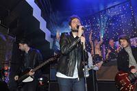 Die englische Pop-/Rockband 'You Me at Six' gibt ein Konzert im Mauerwerk. – © RTL