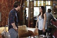Mit allen Mitteln versucht Zoe (Rachel Bilson, r.) ihren Freund Joel (Josh Cooke, l.), von seinem neuen Kumpel Wade fernzuhalten ... – © Warner Brothers