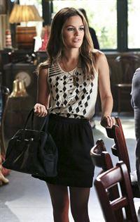 Wird es Zoe (Rachel Bilson) gelingen, ihren Freund in das Leben in Bluebell einzuführen? – © Warner Brothers