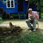 In Peters Garten schmatzt ein Schwein (Staffel 12, Folge 5) – © ZDF