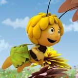 Die Biene Maja Logo Cover  – © ZDF/Studio100 Media