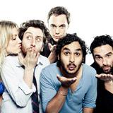 The Big Bang Theory Logo Cover  – © CBS