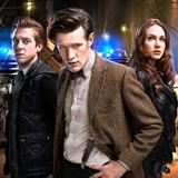 Doctor Who Logo Cover  – © BBC
