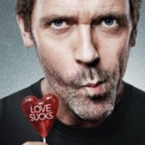Dr. House Logo Cover  – © Fox Broadcasting Company