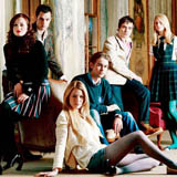 Gossip Girl Logo Cover  – © The CW