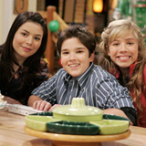 iCarly Logo Cover  – © Nickelodeon