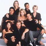 Melrose Place Logo Cover  – © Fox Broadcasting Company