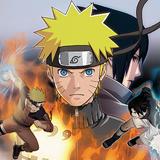 Naruto Shippuden Logo Cover  – © Viz Media