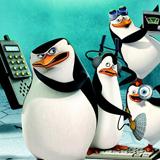 Die Pinguine aus Madagascar Logo Cover  – © Viacom International Inc./Dreamworks