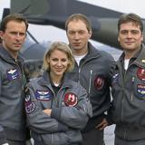 Die Rettungsflieger Logo Cover  – © ZDF