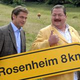 Die Rosenheim-Cops Logo Cover  – © ZDF