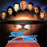 Raumschiff Enterprise – Das nächste Jahrhundert Logo Cover
