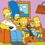 Die Simpsons Logo Cover  – © Fox Broadcasting Company
