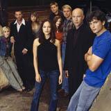 Smallville Logo Cover  – © The CW