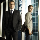 Suits Logo Cover  – © USA Network